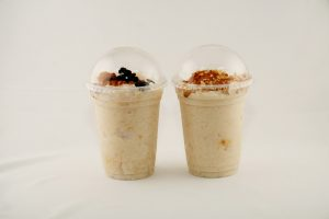 Granola cup to take-away