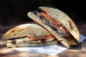 Home-made sandwich