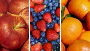 Beneficial fruits for juicing