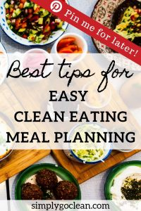 Best tips for healthy meal planning