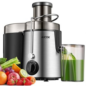 Centrifugal juicer, the level-entry contestant for juicing
