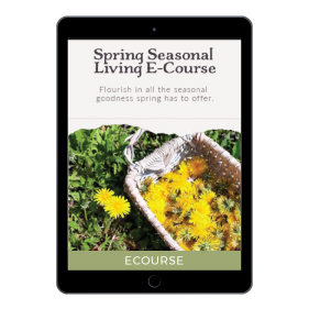 Spring Seasonal Living